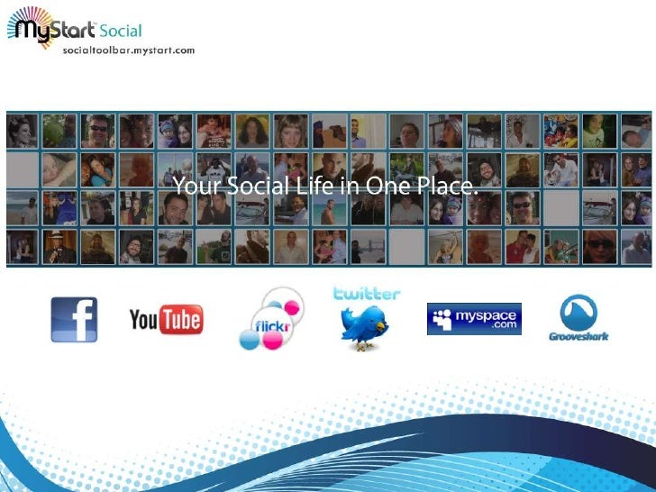 My start social - Your Social Life in One Place