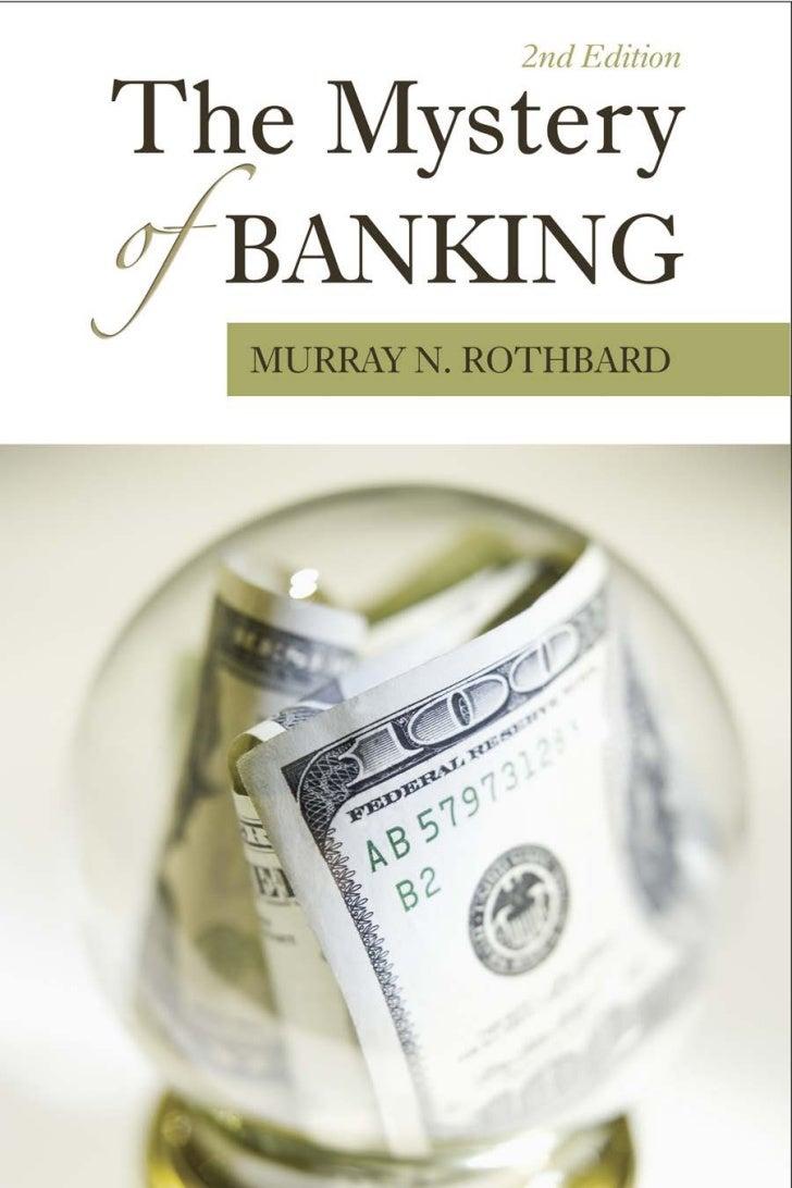Mysteryofbanking