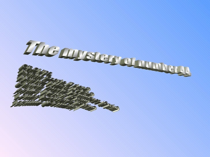 Mystery of number 44 by group 2