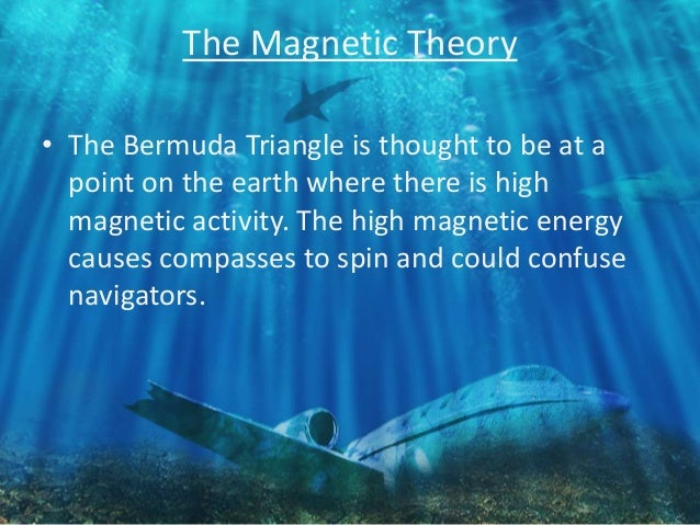 the mysterious waters of the bermuda triangle The island of bermuda and its triangle are coated in mystery - but what's   number of vessels that were lost in these waters between bermuda,.