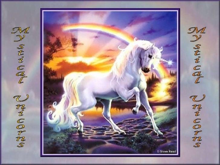 Mystical Unicorns Mystical Unicorns