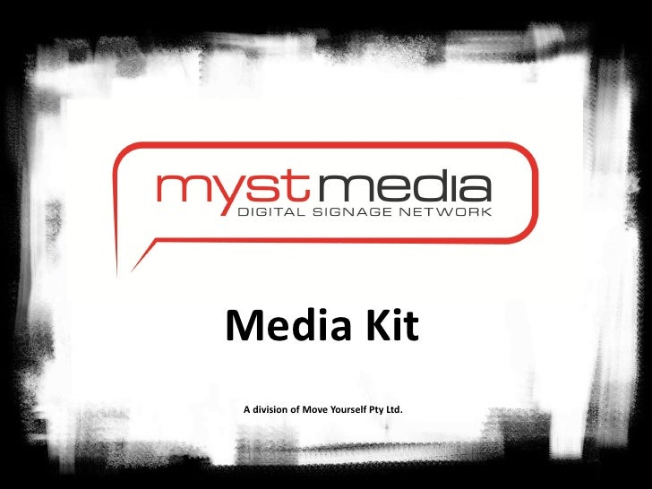 Media KitA division of Move Yourself Pty Ltd.