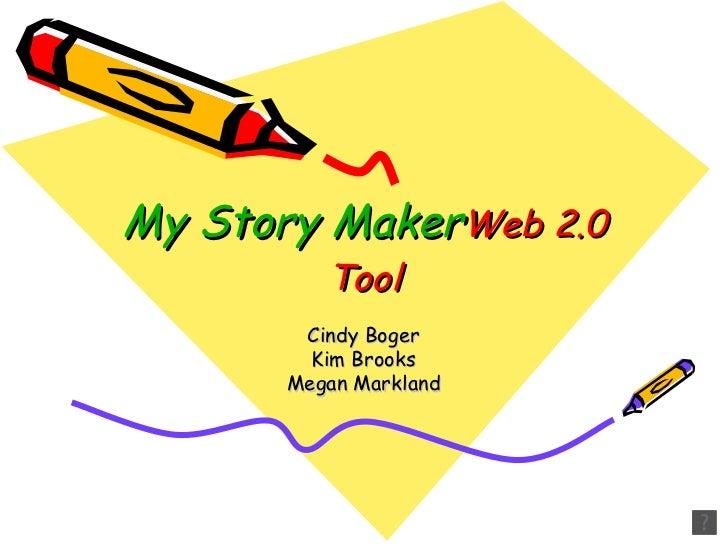 My story maker