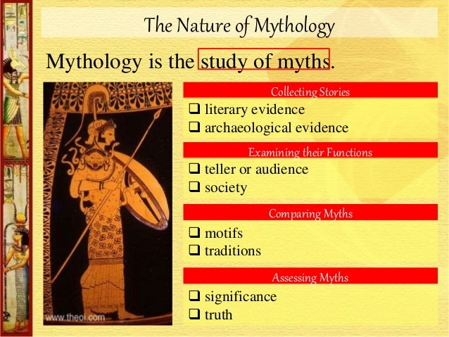 How to incorporate this myth into an essay?