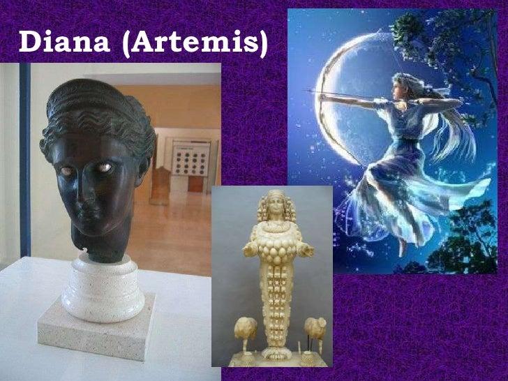 Mythology lesson 10 diana (artemis)