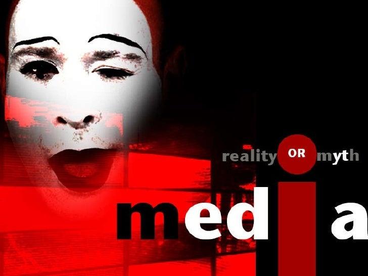 Myth&reality