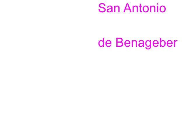 San Antonio de Benageber
