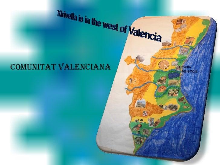 Comunitat Valenciana   Xirivella                         Valencia