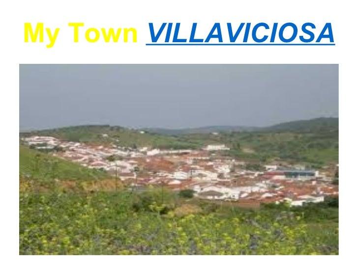 My Town   VILLAVICIOSA