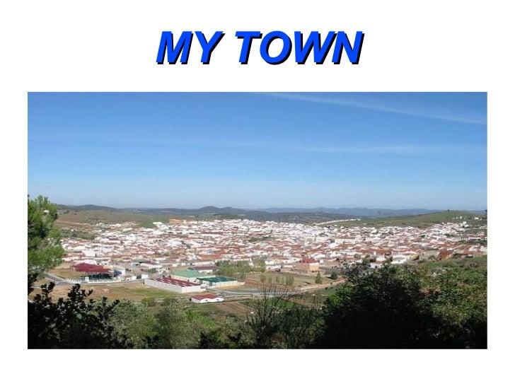 My town rocio&inés