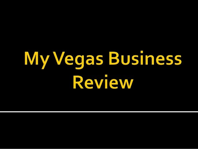 My Vegas Business Unbiased My Vegas Business Review