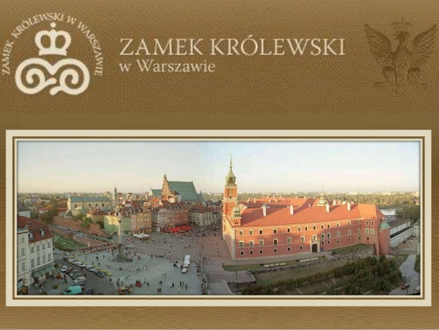 The Royal Castle in Warsaw (Polish: Zamek Królewski w Warszawie) is a royal palace and was the official residence of the P...