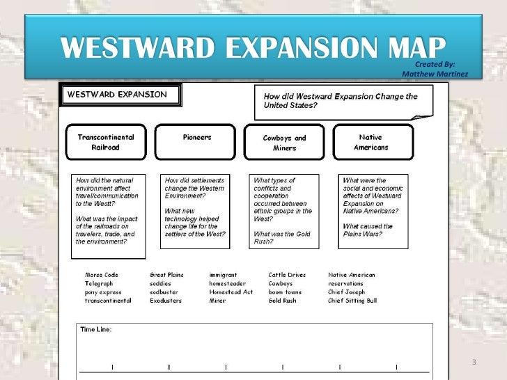 Western Expansion Essay