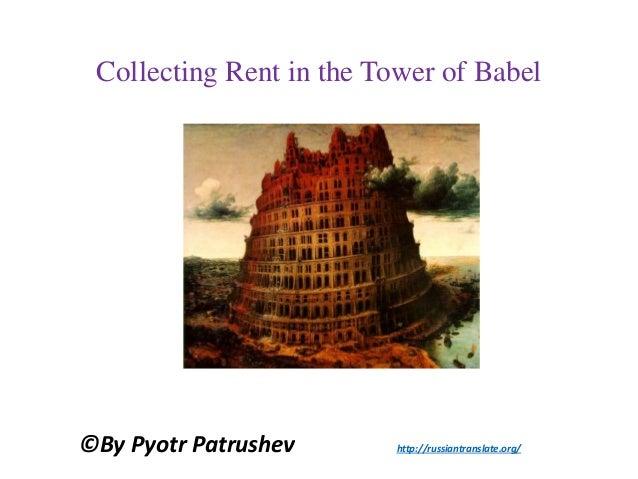 Work and life as a global interpreter and translator  - Pyotr Patrushev