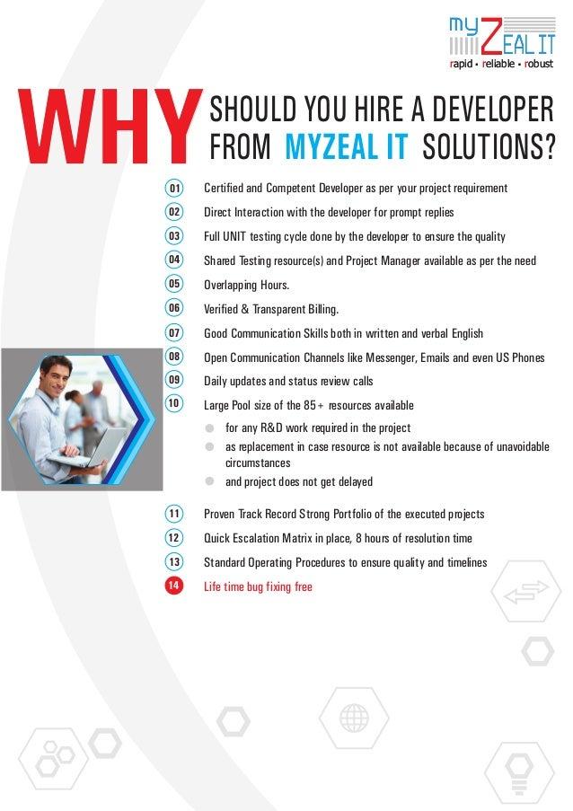 MYZEAL IT- Hire .NET Application Developer
