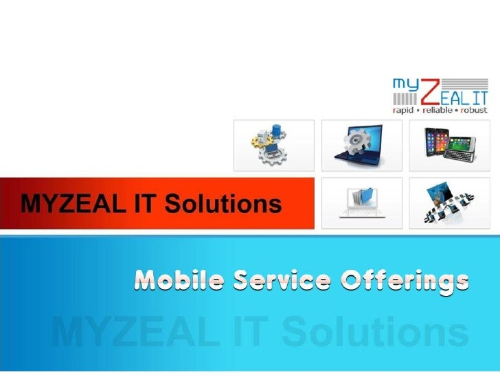 Copyright © MYZEAL IT Solutions 2011   1 of 16