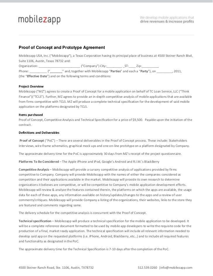 Proof of Concept   Prototype Agreement Jul 2011 UcJNo5Wa