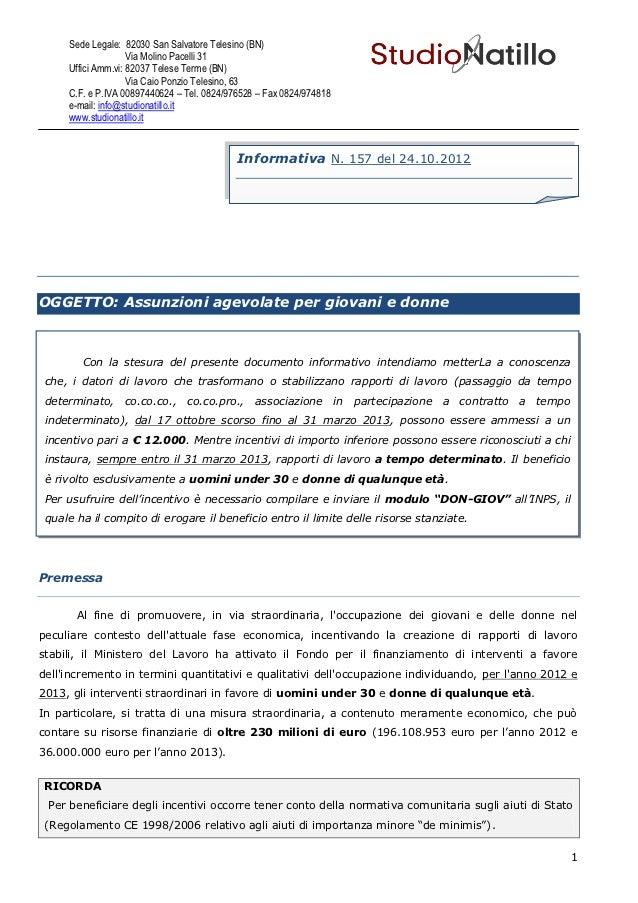Sede Legale: 82030 San Salvatore Telesino (BN)                    Via Molino Pacelli 31     Uffici Amm.vi: 82037 Telese Te...