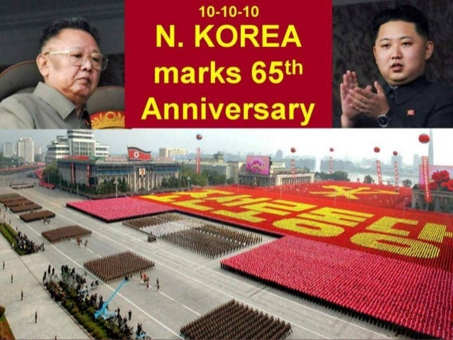 PowerPoint Show by Emerito Music: The North Korean Hellmarch http://www.slideshare.net/mericelene