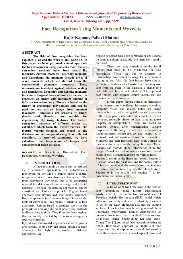 Rajiv Kapoor, Pallavi Mathur / International Journal of Engineering Research and Applications (IJERA) ISSN: 2248-9622 www....