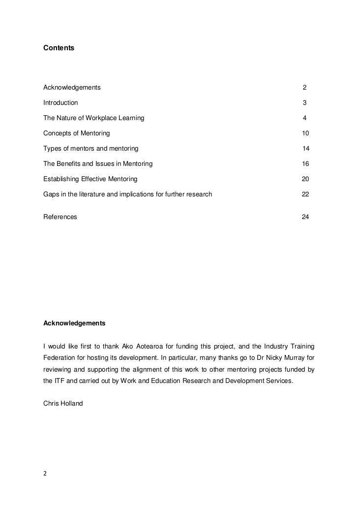 Literature review sample format cover letter sample barista - Leabhar ...