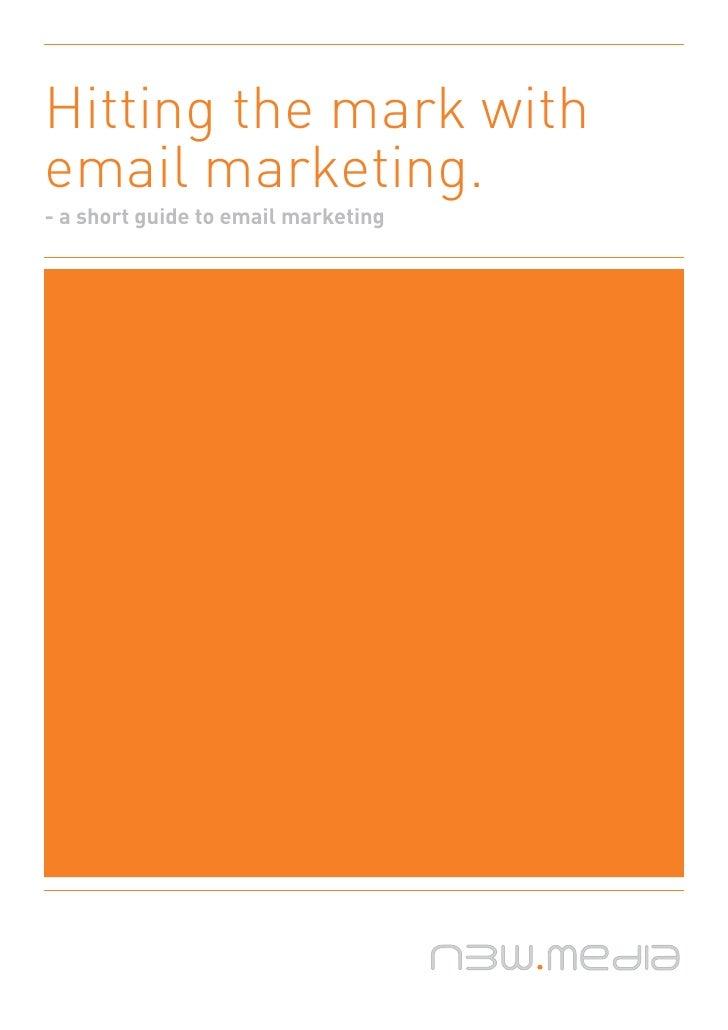 N3wmedia email marketing