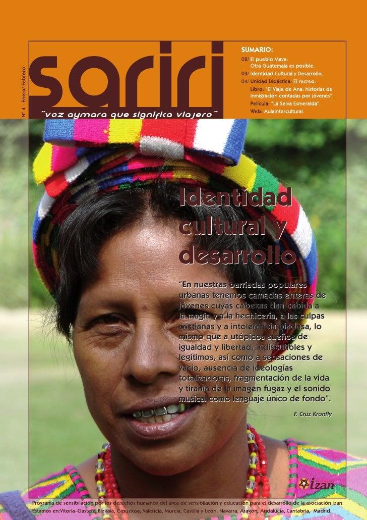 N4 Identidad Cultural Y Desarrollo