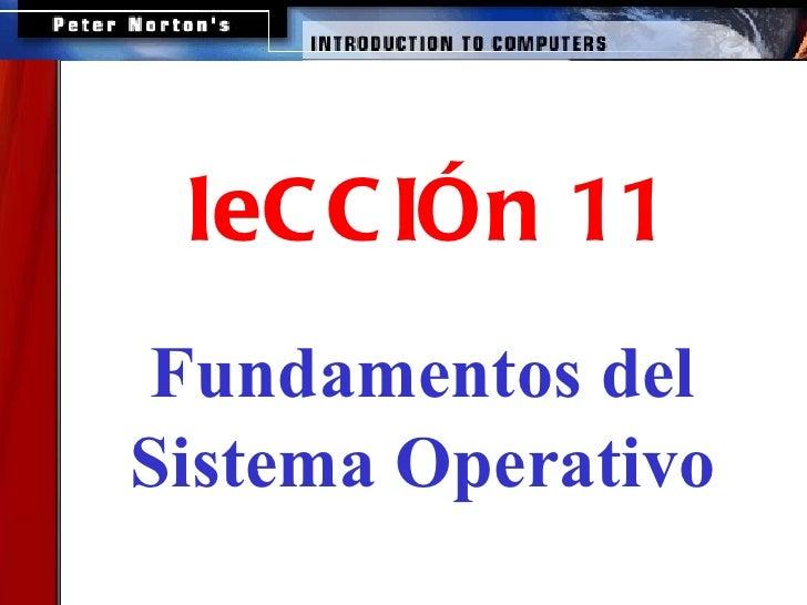 N4 lección11