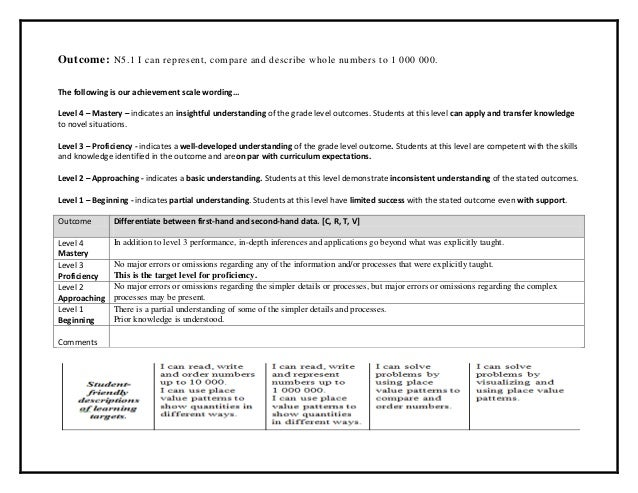 N51.1outcome based-evaluation