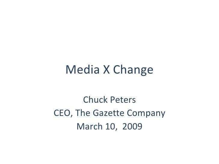 NAA Media X Change