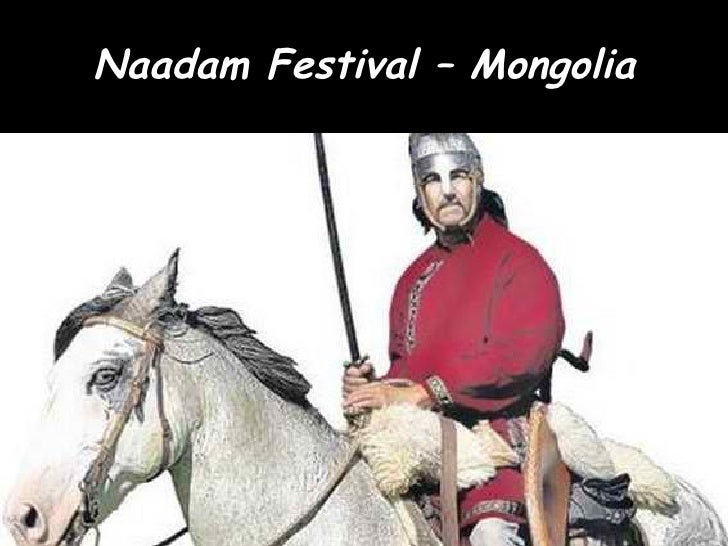 Naadam festival – mongolia
