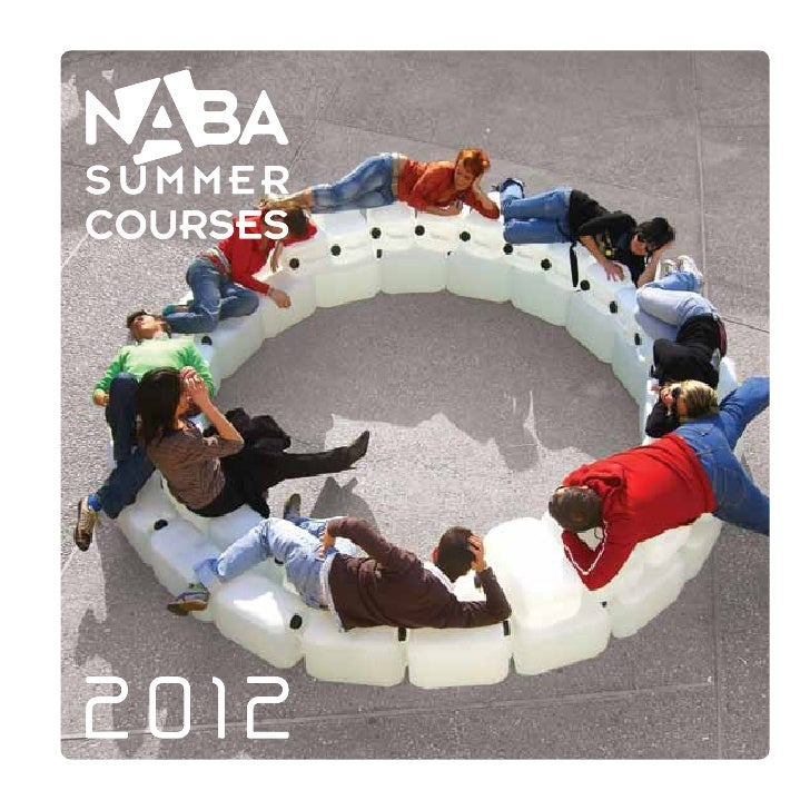 NABA Summer Courses-2012
