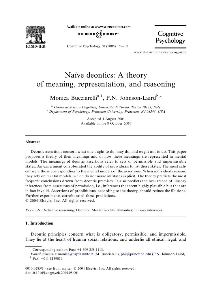 Na%C4%B1v Deontics A Theory Of Meaning  Representation  And Reasoning