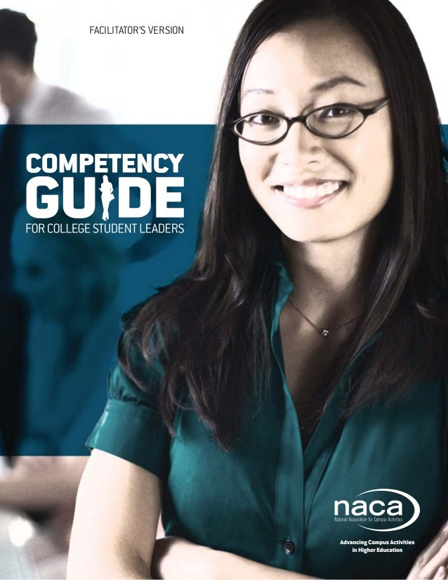 NACA's College Student Leader Competency Guide