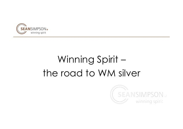 Winning Spirit – the road to WM silver