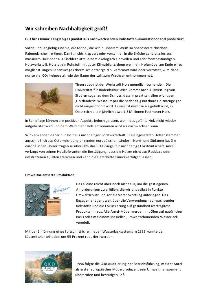 WirschreibenNachhaltigkeitgroß!Gutfür'sKlima:LanglebigeQualitätausnachwachsendenRohstoffen‐umweltschonendprodu...