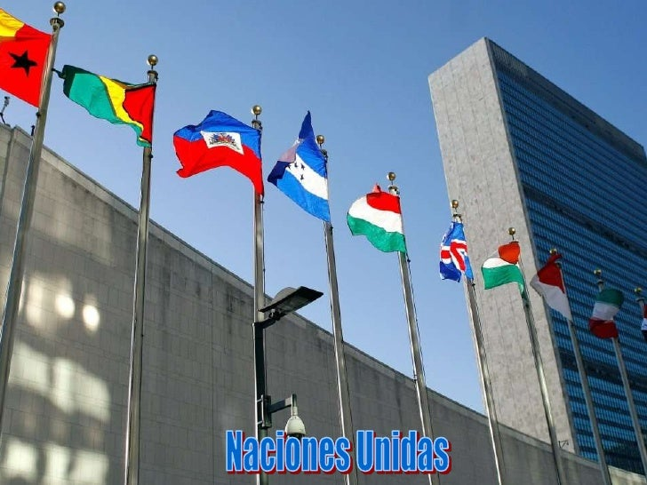 ORIGENES El primer compromiso para establecer una nueva organización internacional se recogió en la Carta del Atlántico, f...