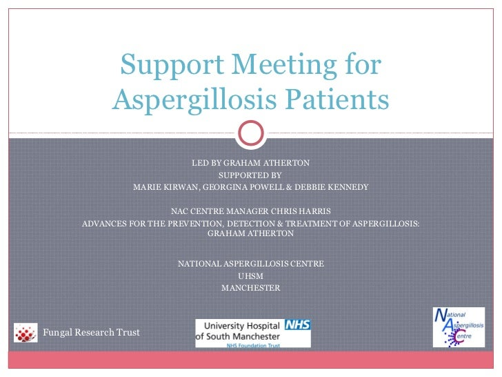 Some of the latest progress for the prevention, diagnosis and treatment of aspergillosis