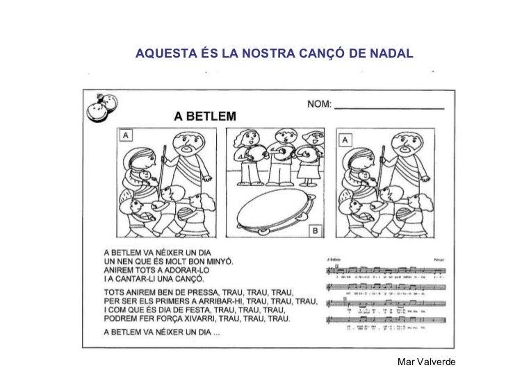 AQUESTA ÉS LA NOSTRA CANÇÓ DE NADAL Mar Valverde