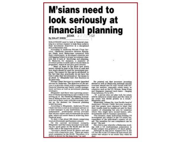 AWARENESS ON FINANCIAL PLANNINGAMONG UNIVERSITY STUDENTSPrepared for:Cik Masliana TamrinPuan Anidah AzizPrepared by:Nurul ...