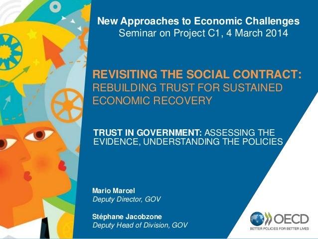2014.03.04 - Naec Seminar_Trust in government