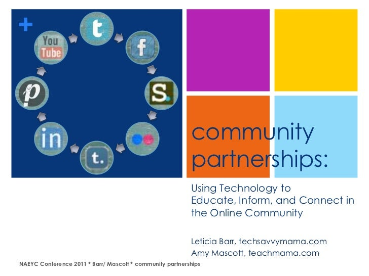 NAEYC: Community Partnerships Barr/ Mascott presentation