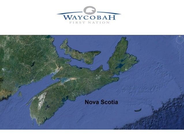 Cape Breton Island (Unama'Ki)                         Bras d'Or Lakes