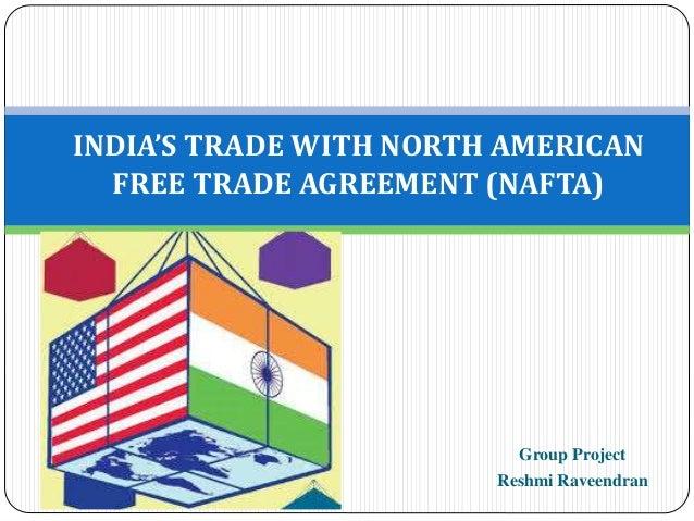 NAFTA & India's trade with NAFTA