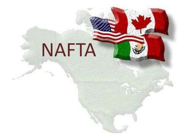 the effects of the ratified nafta on relations with mexico and canada Related terms:globalization the north american free trade agreement (nafta) is a treaty entered into by the united states, canada, and mexico it went into effect on january 1, 1994.