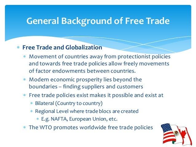 Free trade benefits essay examples