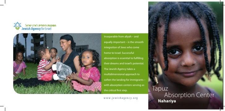 Tapuz Absorption Center in Nahariya