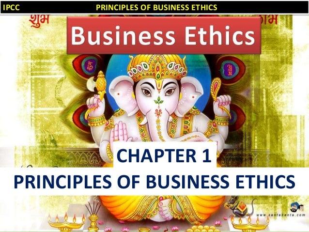 IPC ethics