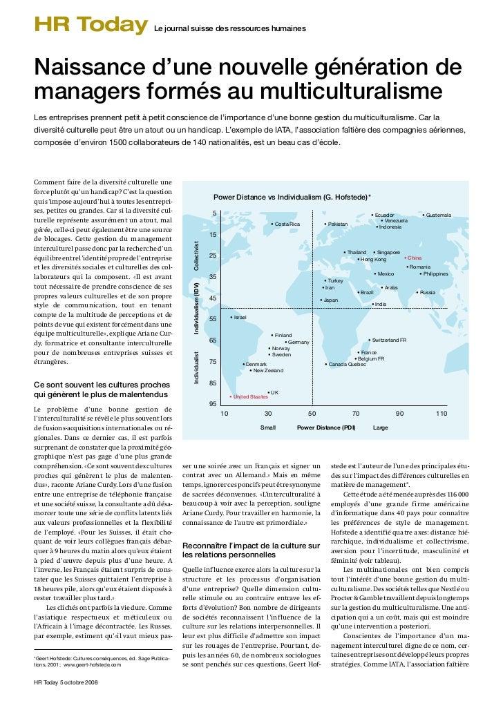 HR Today                                          Le journal suisse des ressources humainesNaissance d'une nouvelle généra...