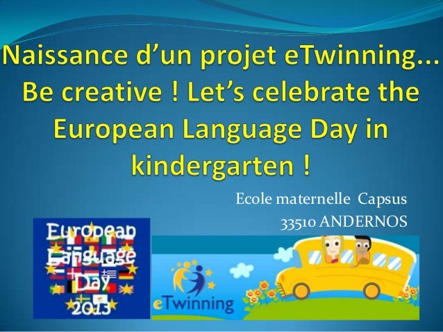 Ecole maternelle Capsus 33510 ANDERNOS